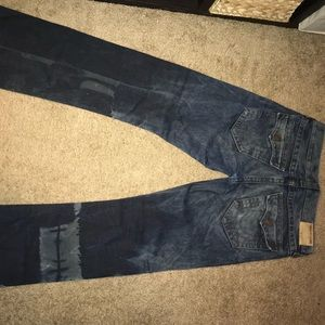 MEN TRUE RELIGIONS Size 31. Good condition